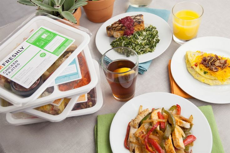 Healthy Meals Delivered to Your Door with Freshly