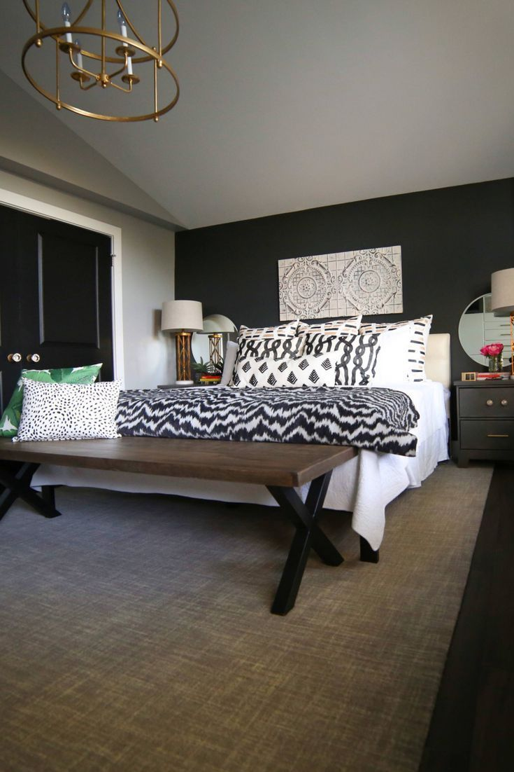 Our Master Bedroom Makeover One Room Challenge Week 06 The
