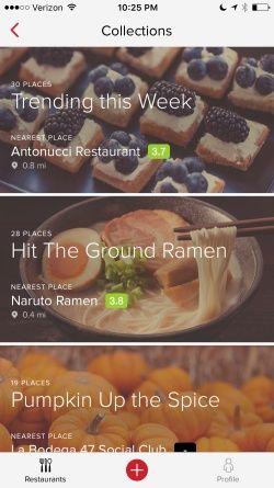 Zomato - Food & Restaurant Finder Screenshots