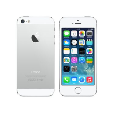 Apple iPhone 5S 64GB Silver (Pre-Order)
