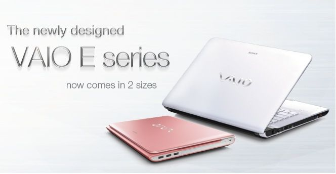 Sony VAIO E11 and E14 Notebooks Price, Features, Specs: Launched in the Philippines - NoypiGeeks