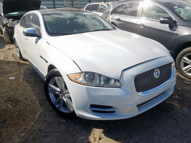 2012 Jaguar Xjl 5 0l 8 For Sale Jaguar Xjl Jaguar Models Car Auctions