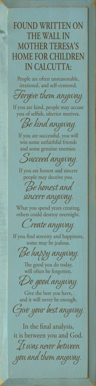 : Words Of Wisdom, Quotes From Mothers Theresa, Wise Women, Quotes About Mothers, Favorite Quotes, Mothers Teresa Quotes, Amazing Mothers Quotes, Wise Words, A Woman Worth Quotes