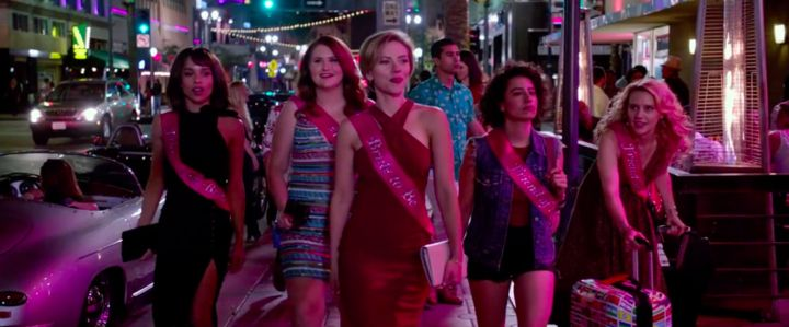 Kate McKinnon And Scarlett Johansson's Bachelorette Party Goes Very Wrong In 'Rough Night' Trailer http://ift.tt/2nfqQUZ