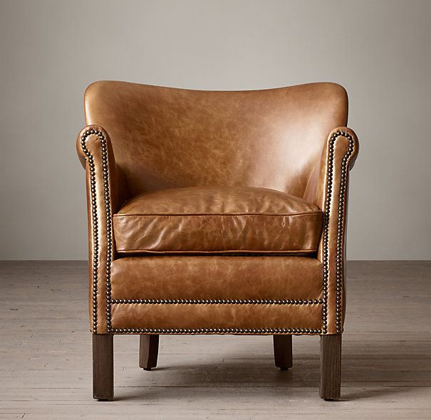 1000 Images About Timeless Leather Chairs On Pinterest