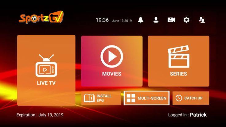 Sportz TV IPTV StepbyStep Guide for 6000+ Channels
