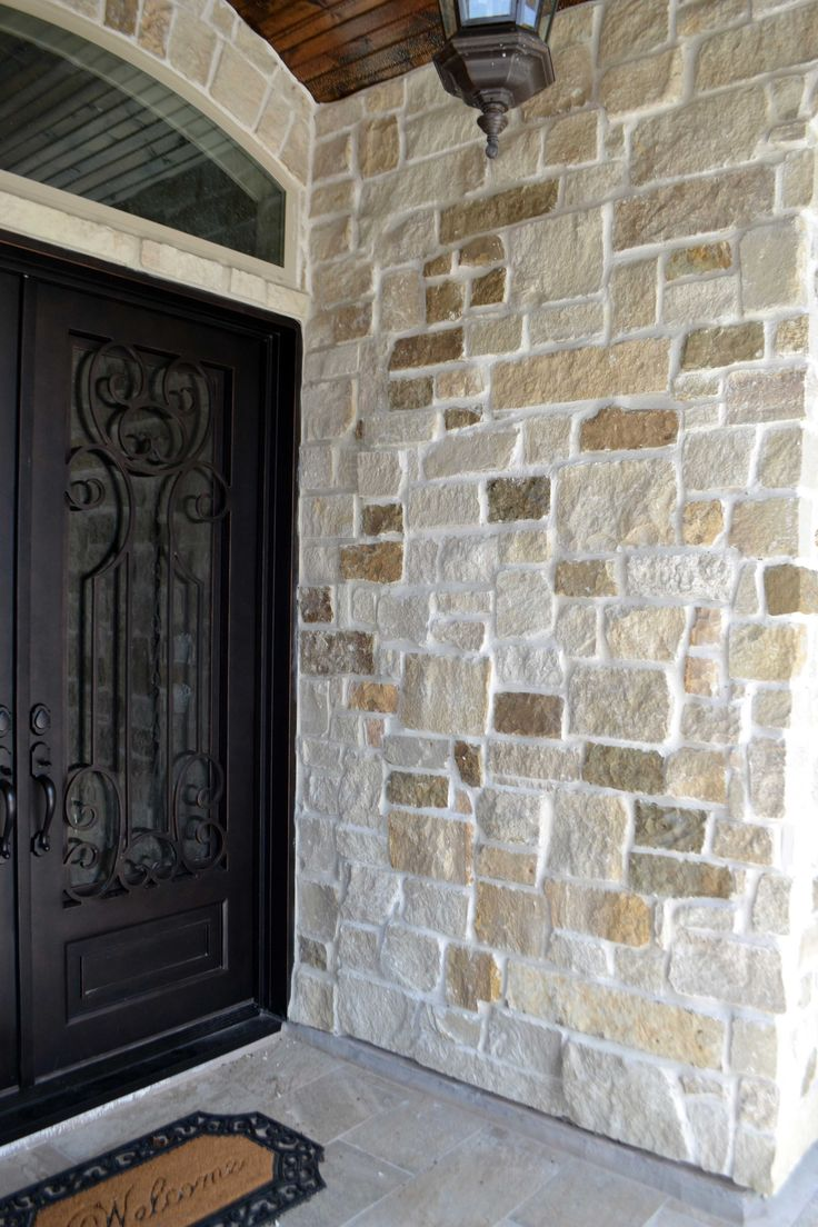 1000 Images About Natural Stone Exteriors On Pinterest