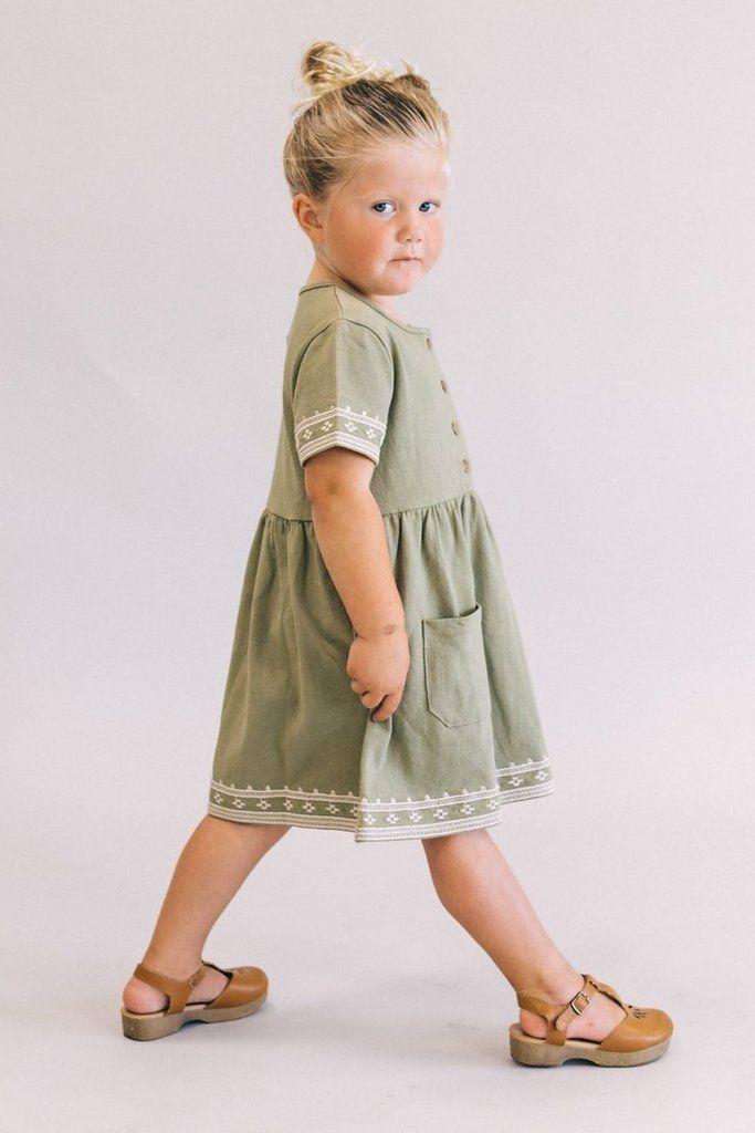 815762868102 Huntley Detail Dress