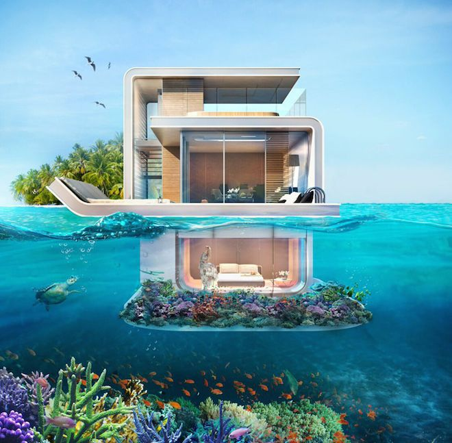 5 Wild New Floating Home Concepts Ready For Your Judgment - Curbed National - Curbed SF