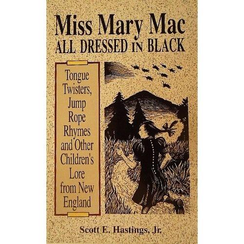 miss mary mack mac mack all dressed in black