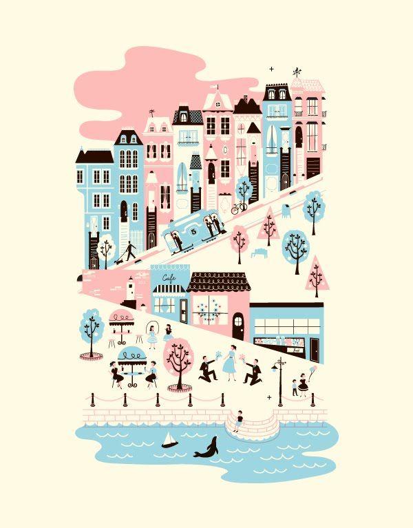 Nice Illustration – Lab Partners | karalala