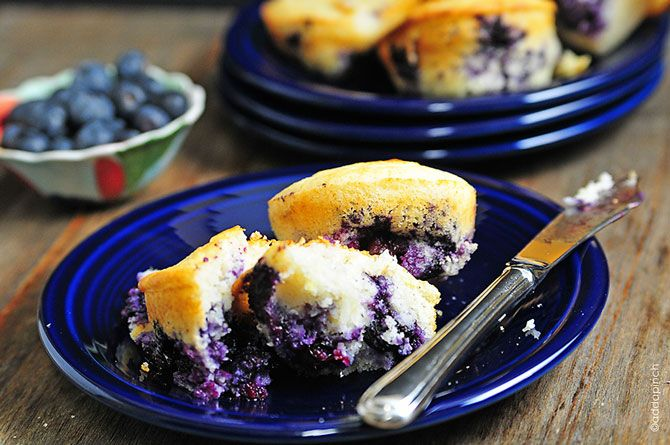 of thought of this but it sounds good 7 ways with blueberries ...