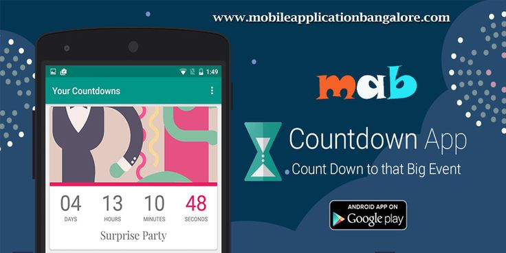 The Event Countdown Widget is an eventual planner app. Download this stimulating latest Event Countdown Widget android applications