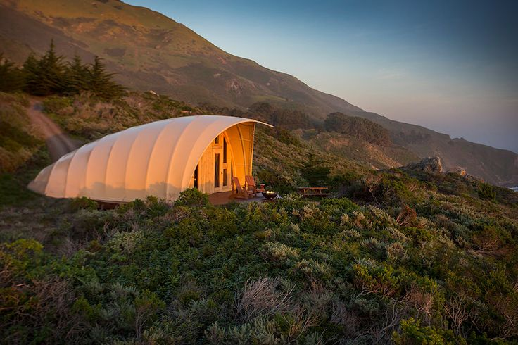 The Autonomous Tent gives you the ability to completely live off the grid and…