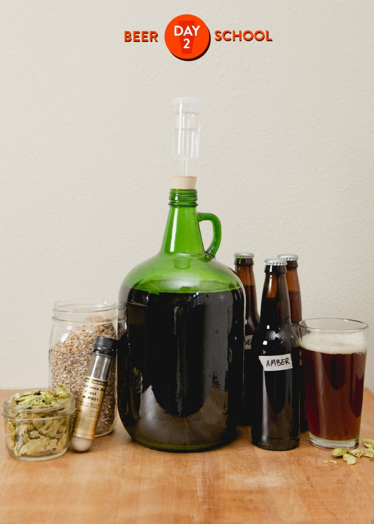 A Timeline for Brewing Beer at Home