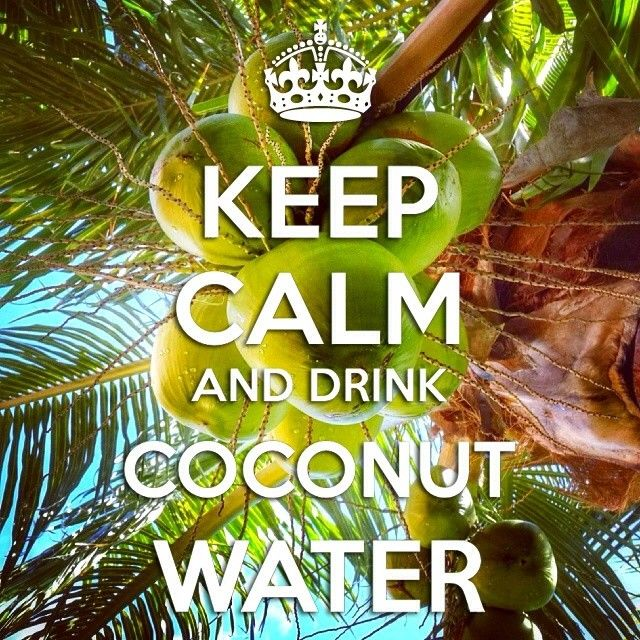 Keep calm and drink coconut water !  #Mauritius