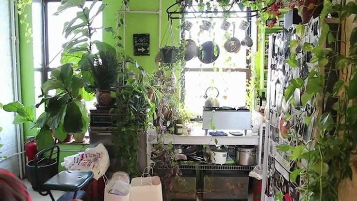 Amazing Indoor Vertical Garden Greens Up Your Home