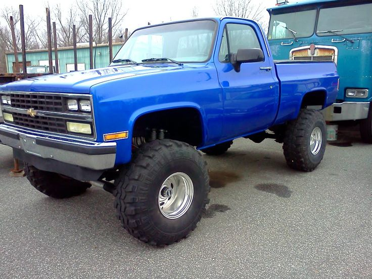 37 best 73 87 chevy ck trucks images on pinterest chevy pickups page how about some pics of short beds the 1973 1987 chevrolet gmc squarebody pickups message board sciox Choice Image