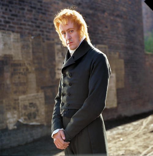 "Nicholas Lyndhurst as ""Uriah Heep"" in the 1999 BBC adaptation of ""David Copperfield"""