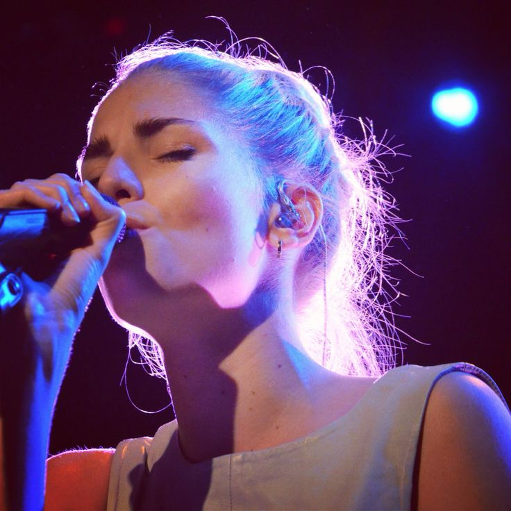 Hannah Reid, London Grammar