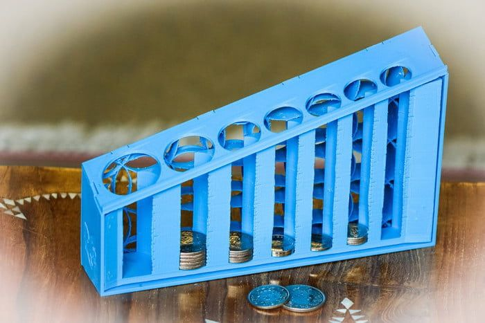 Eight Of The Coolest Things To 3d Print 3d Printing Diy 3d Printing Business Coin Sorter