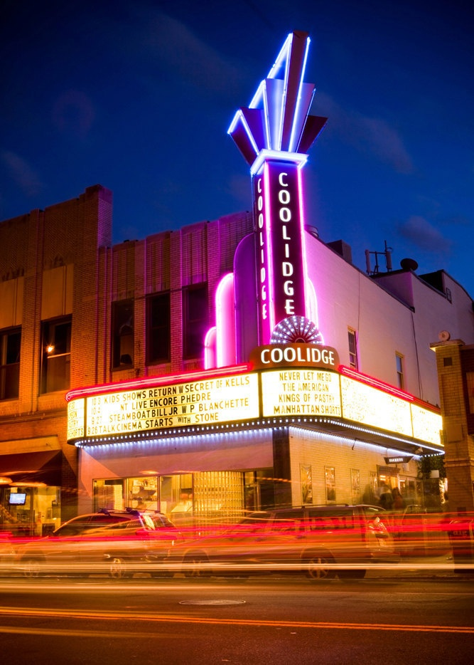 Coolidge Corner Theatre for cult classics and fun screenings. Bonus: best bagels in town just down the street!