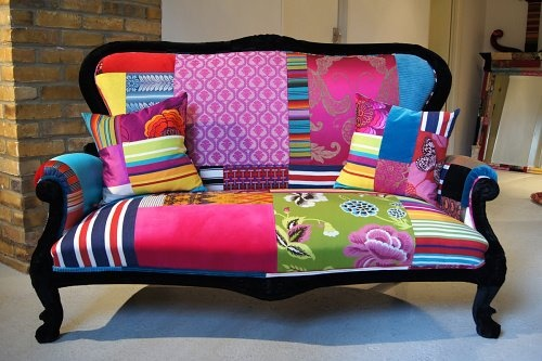 Decorate:  sofa