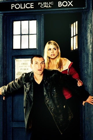 Doctor Who - Nine and Rose (Doctor Who 2005)