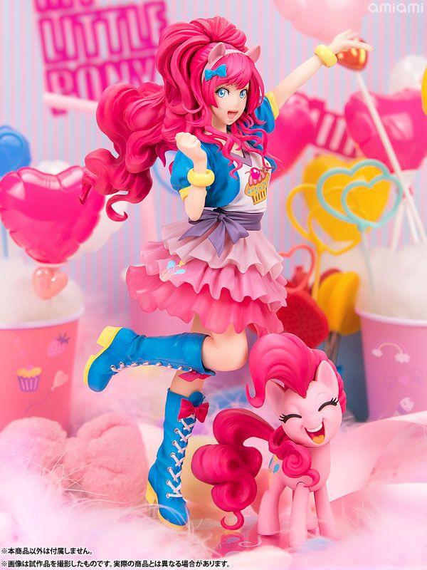 My Little Pony Bishoujo Pinkie Pie 1 7 Complete Figure Kotobukiya