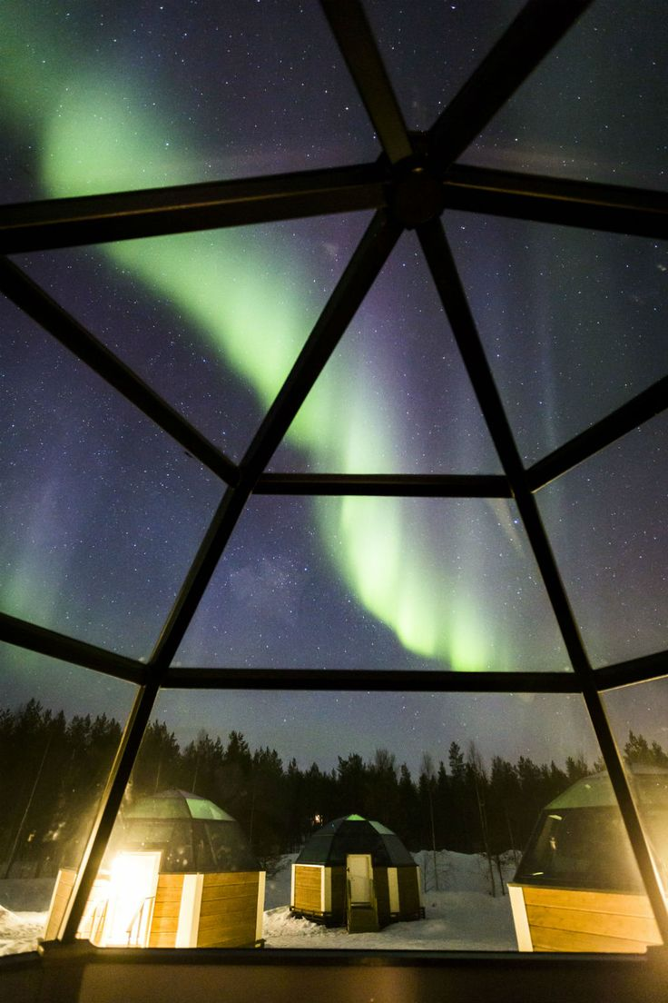 Mon Plus Beau Voyage en Laponie Finlandaise_Arctic Snow Hotel - Glass Igloo 2