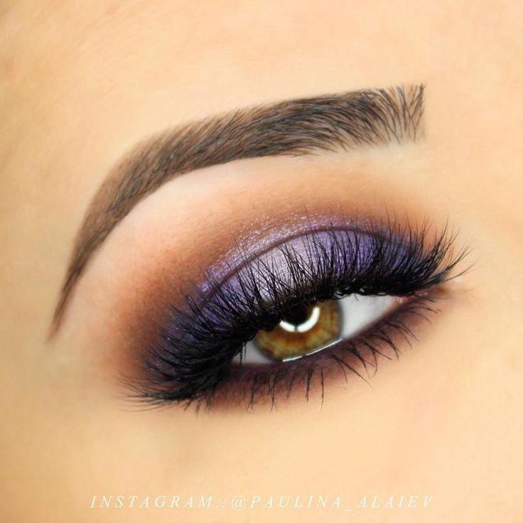 Makeup Geek Eyeshadow in Cocoa Bear + Makeup Geek Foiled Eyeshadows in Caitlin Rose, Center Stage and Day Dreamer + MannyMUA x Makeup Geek Palette. Look by: Paulina Alaiev