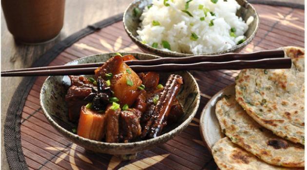 Poitrine de porc sucrée-épicée (recette chinoise)