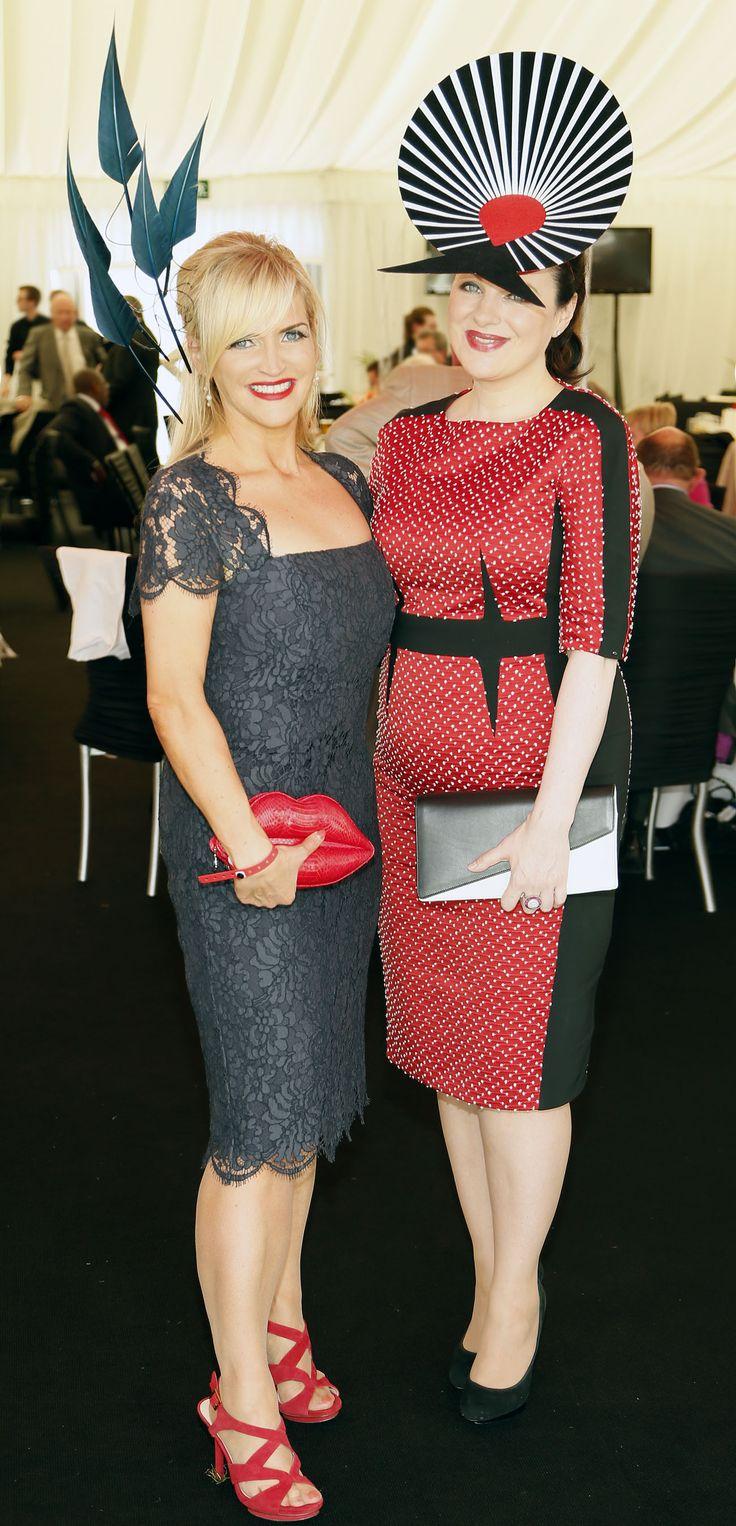 Melanie Morris and Triona McCarthy