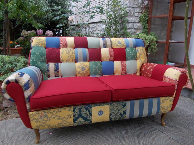 Oltre 25 fantastiche idee su divano patchwork su pinterest - Divano in spagnolo ...