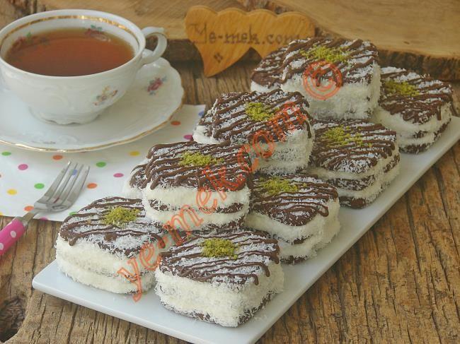 Bisküvili Porsiyonluk Pasta Resimli Tarifi - Yemek Tarifleri