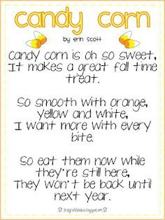 trick or treat poems about candy for kids 2016 - Good Halloween Poems