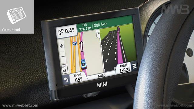 Garmin presenta il nuovo navigatore personalizzato per MINI | MrWebBit.com