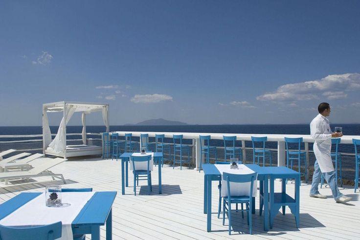 2つの星付きレストランを有するイタリアカプリ島の新ラグジュアリーリゾート