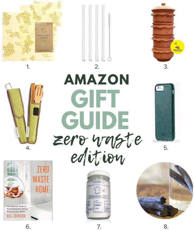 Amazon Zero Waste List Samantha Horstman Amazon Horstman List Samantha Waste Zero Waste Gifts Zero Waste Waste Free Living