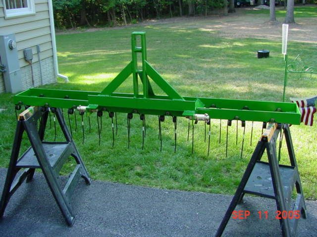 Homemade Garden Tractor 3 Point Hitch Plans : Http tractorbynet forums build yourself