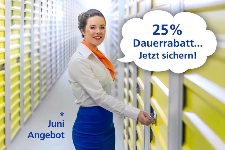 Verlängerte Rabattaktion bei LAGERBOX in Köln Ossendorf!! 25% Rabatt auf alle Lagerräume sichern!!  Immer günstiger als der Wettbewerb! Nur bei LAGERBOX in Köln Ossendorf!! www.lagerbox.com