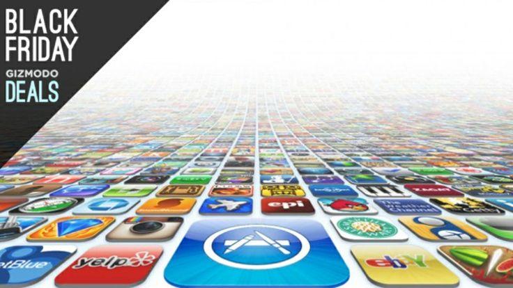 The Best Black Friday App Deals