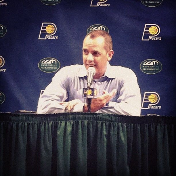 """I love our team and we're so young."" - Coach Vogel ..."