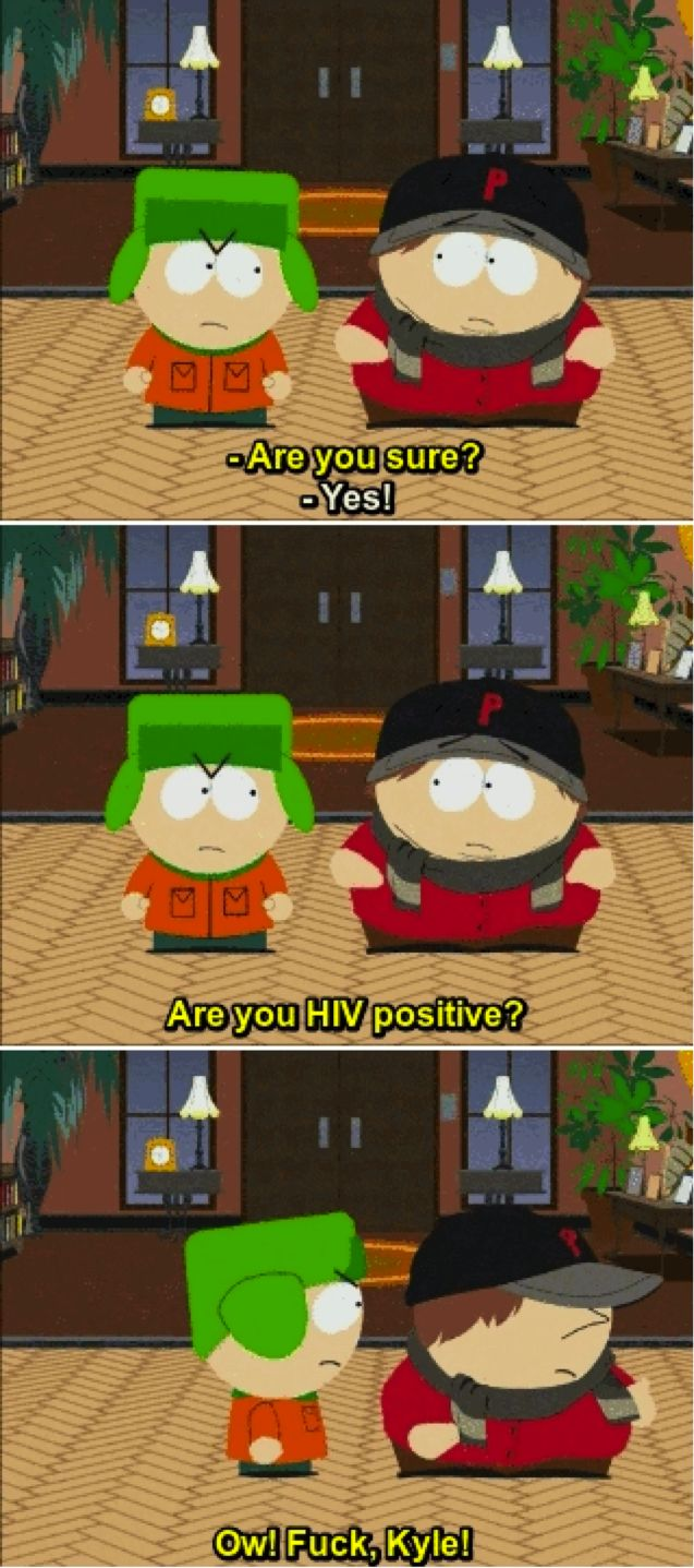One of he best jokes in South Park