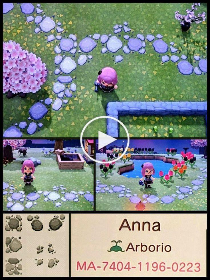 Animal Crossing New Horizons Straßen Gründen und ging die