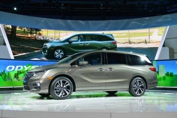 2020 Honda Odyssey Hybrid Rumors Honda Odyssey Honda Rumor