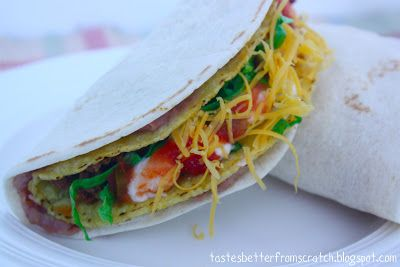 Double Decker Tacos (Taco Bell Copycat) : from Tastes Better From Scratch