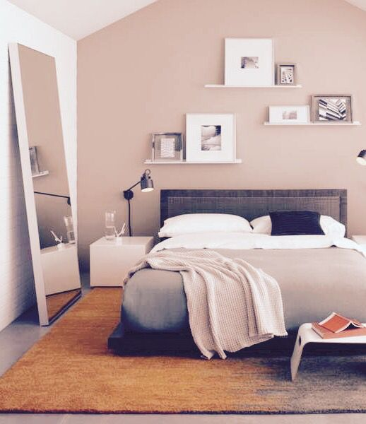 Ikea hovet mirror ikea pinterest room bedrooms and apartments for Mirrored bedroom furniture ikea
