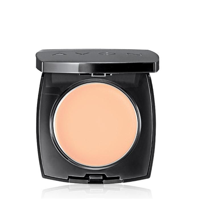 Avon True Color Flawless Cream-to-Powder Foundation. Smooth powder finish, Avon True Color Flawless Cream-to-Powder Foundation... A cream-to-powder foundation that blends effortlessly and feels lightweight.