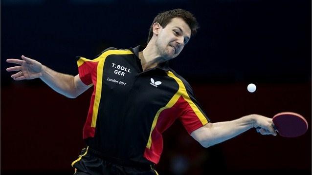 Timo Boll - Table Tennis